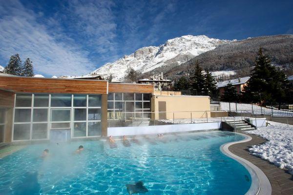 Bormio terme - Hotel bormio con piscina ...