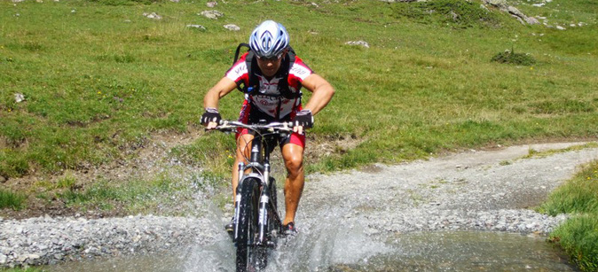 Mountain Bike a Bormio